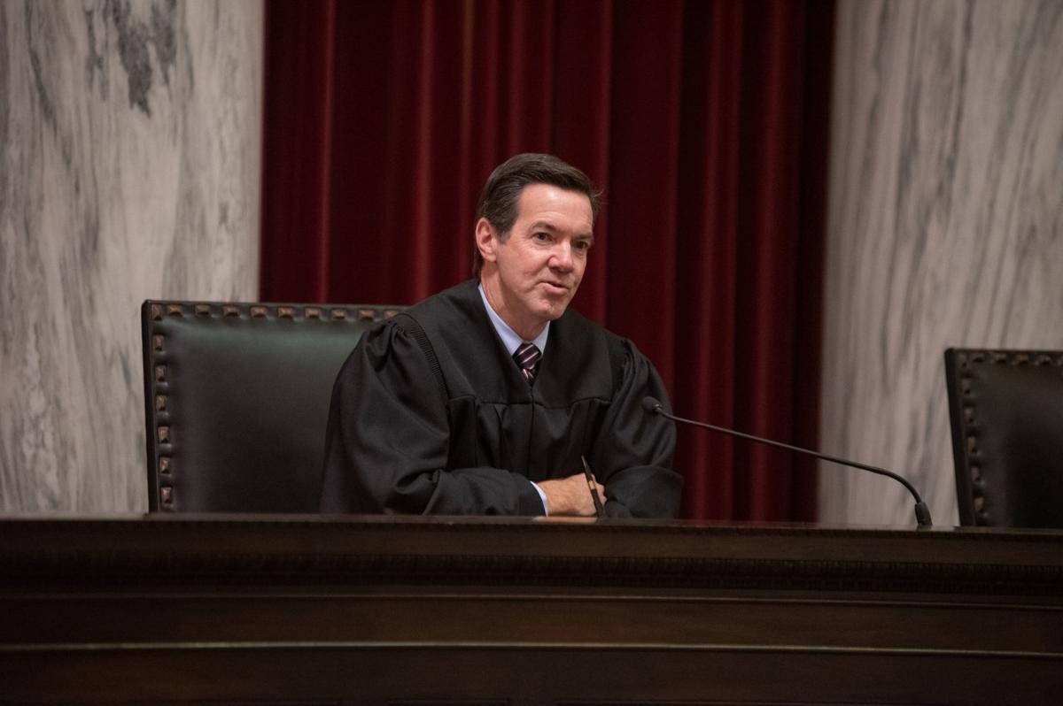 Chief Justice Evan Jenkins
