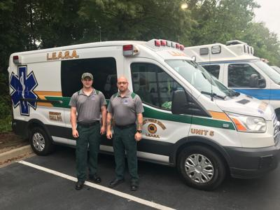 Logan County paramedic unit prepared for Dorian landfall