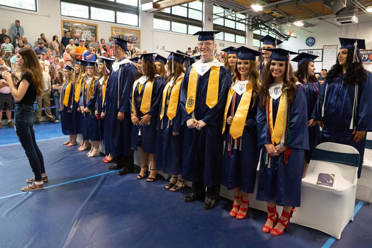 2019 Man High School Graduation