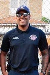 Jason Cuffee, Charleston Fire Department