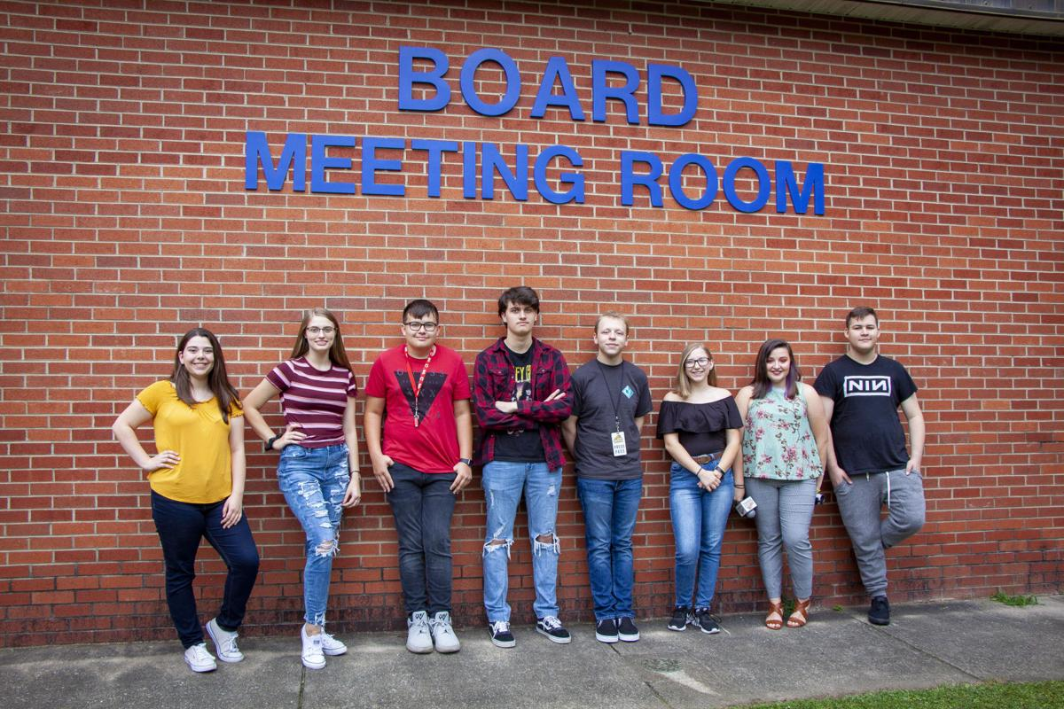 WLHS-TV recognized at Logan County Board of Education