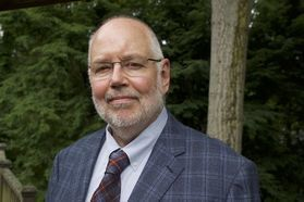 WVU Biology professor Richard Thomas