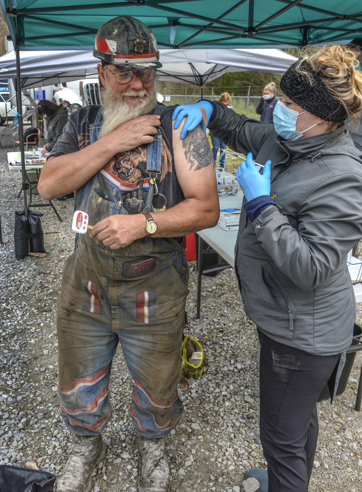 Blackhawk Mining Vaccine