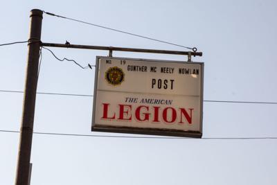 American Legion Post 19 Sign