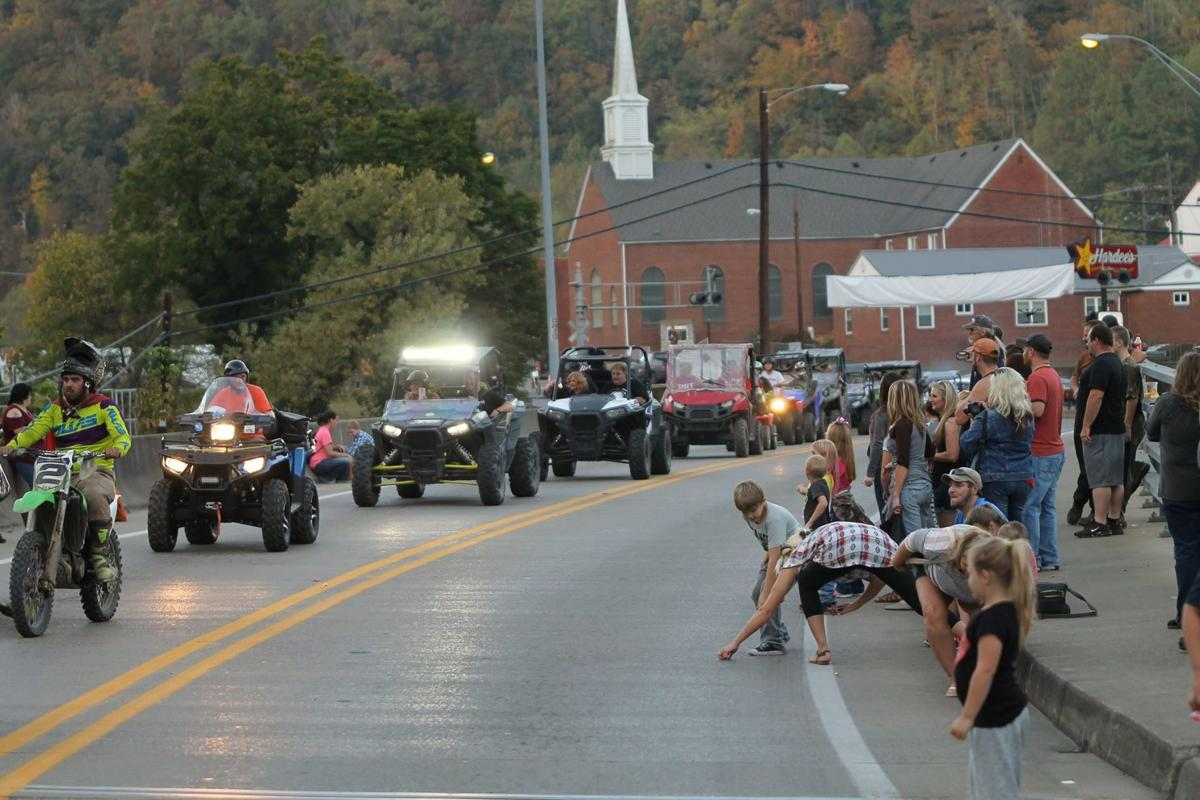 ATV parade