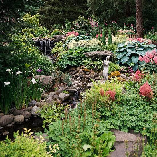 Hillside Landscaping Can Have A Variety Of Landscaping Options