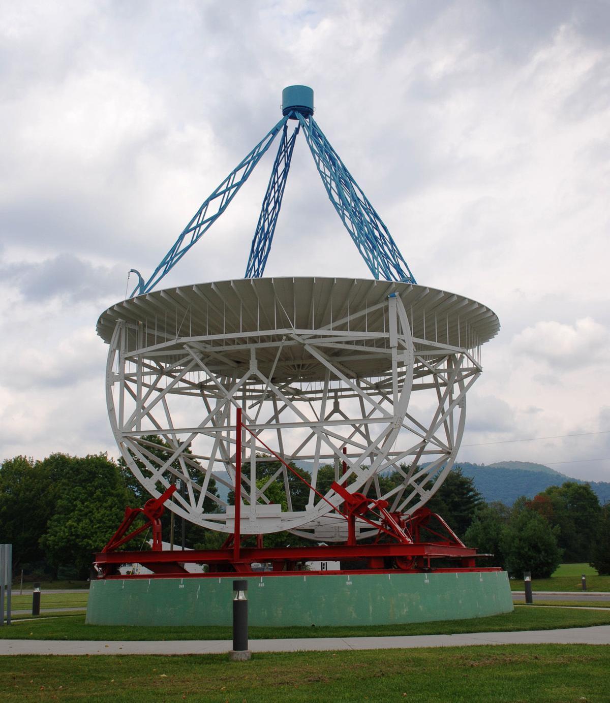 Grote Reber Telescope
