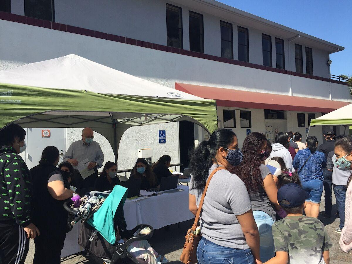 CSA Back to School event