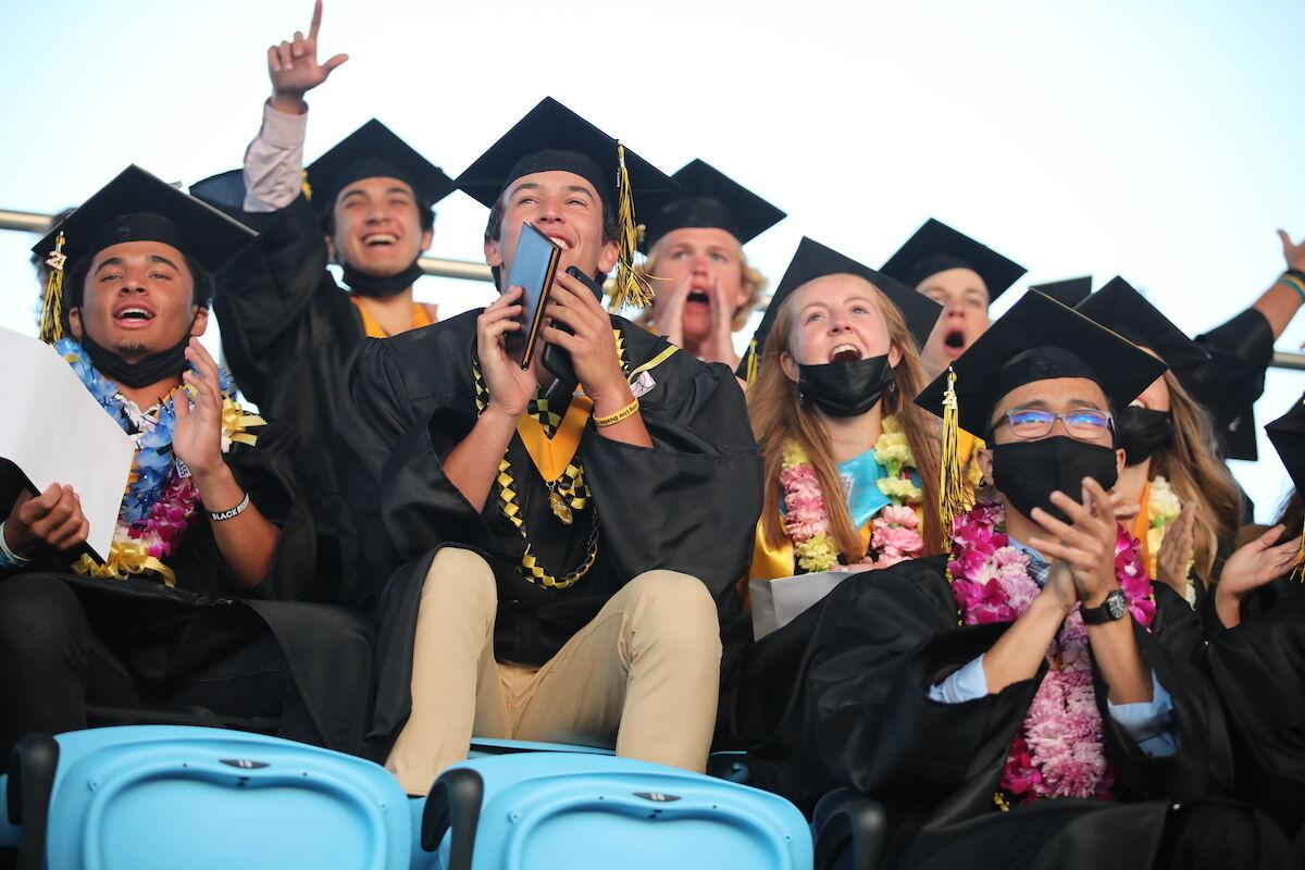 2021 MVHS Graduation