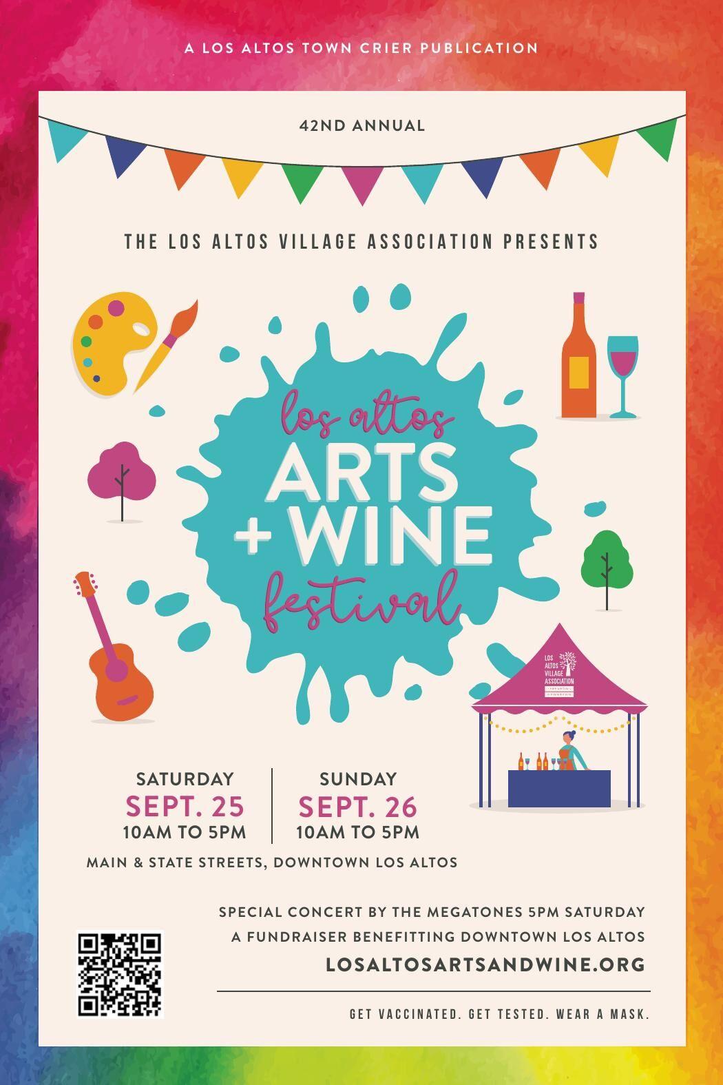 Arts & Wine Magazine 2021