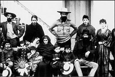 Lugo family 1888