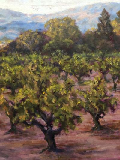 orchard art