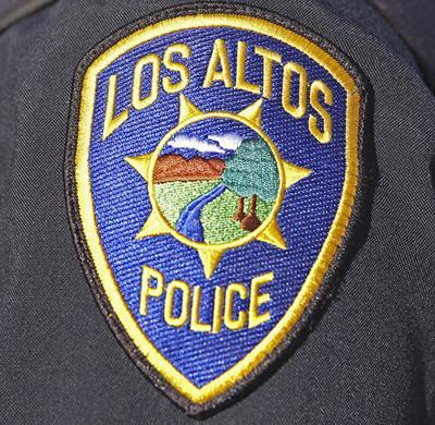 Los Altos Police Department badge