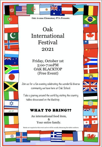 Oak Avenue International Festival
