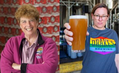 Women Brewers Drake's Lost Coast