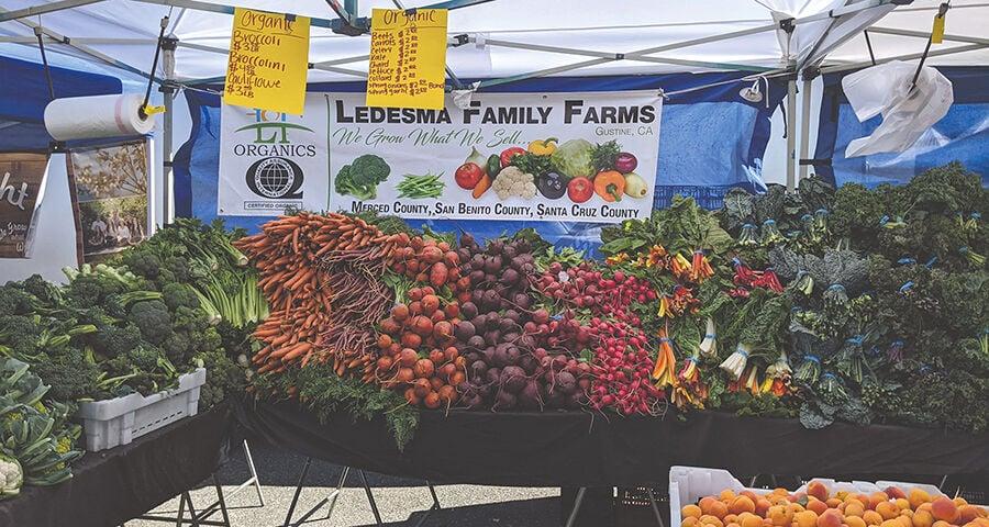 Ledesma Family Farms Mountain View Thursday Night Farmers' Market