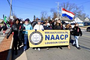 Hundreds in Loudoun County commemorate Martin Luther King Jr. with annual march, celebration