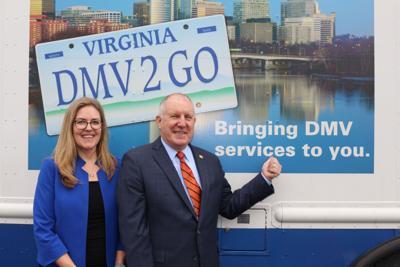 REAL ID | U.S. Rep Jennifer Wexton, DMV Commissioner Richard Holcomb