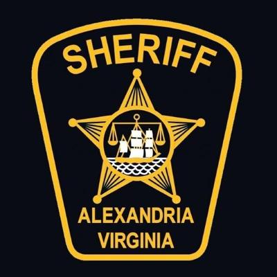 Alexandria Sheriff's Office seal