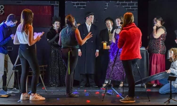 Loudoun's high school theatre programs pivot to produce creative productions