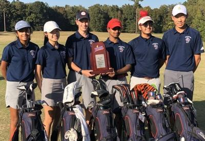 Independence golf state champs