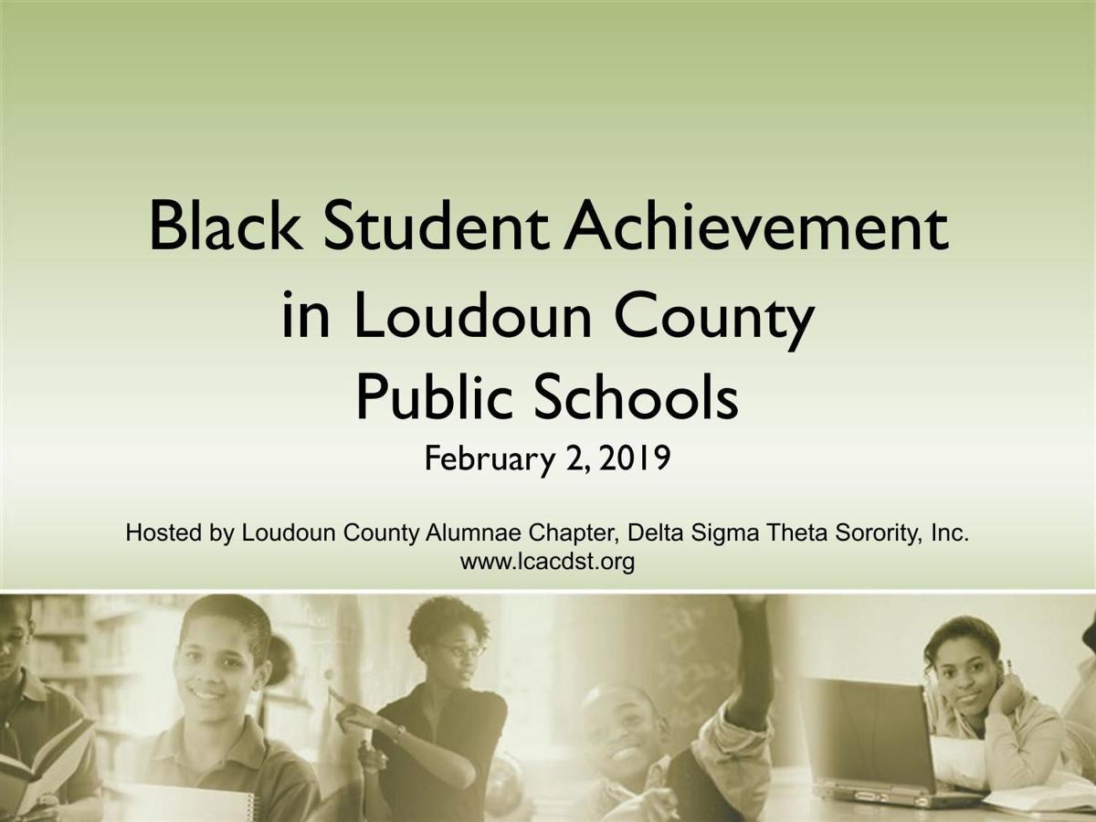 2019 LCPS Black Student Achievement presentation
