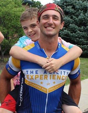 Ashburn native makes cross-country trek to raise funds for special needs community