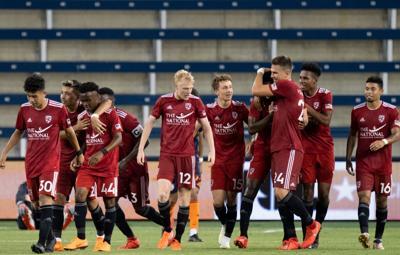 Loudoun United win at Swope Park