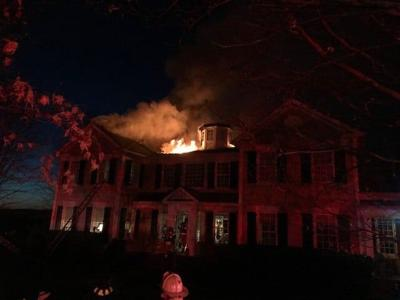 Waterford house fire // 1-15-21