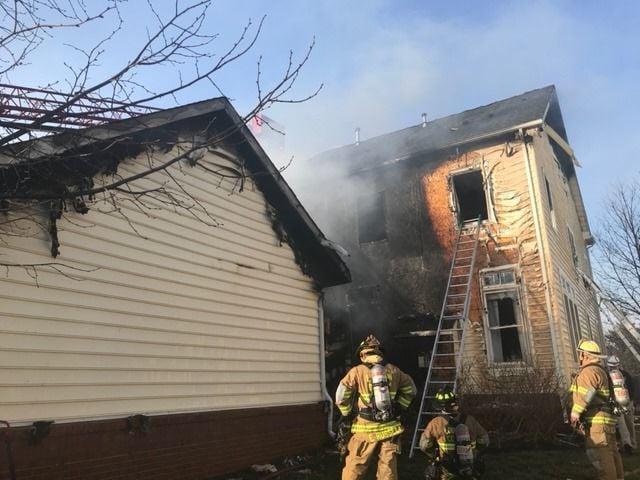 Ashburn Fire Feb. 9, 2020