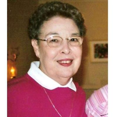 Shirley Ruth Fishback Crosen