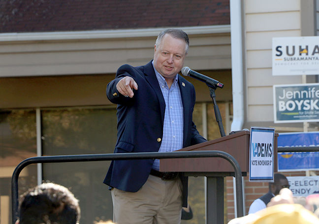 Get Out The Vote Event 2019 | John Bell