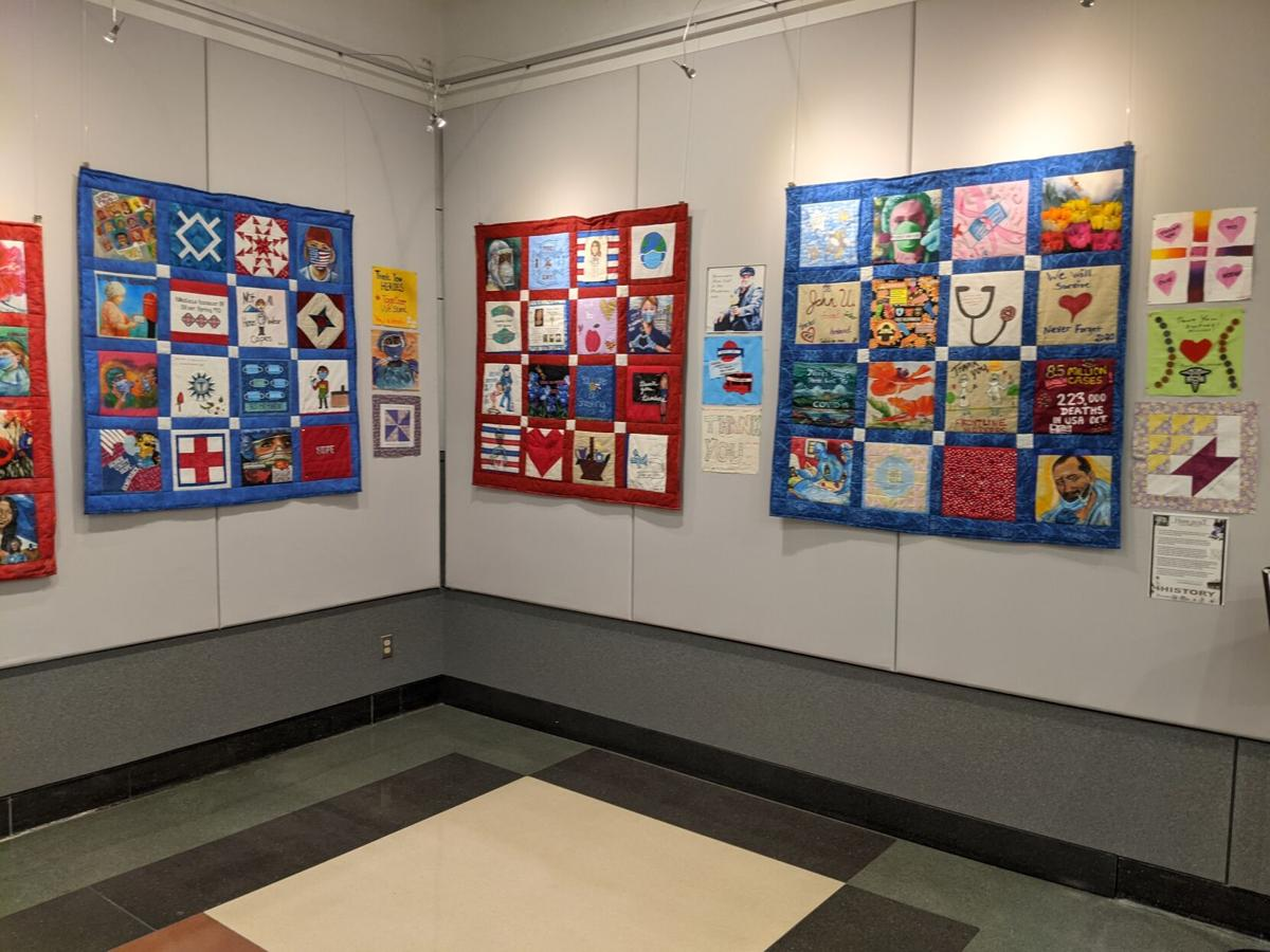 Hope quilts