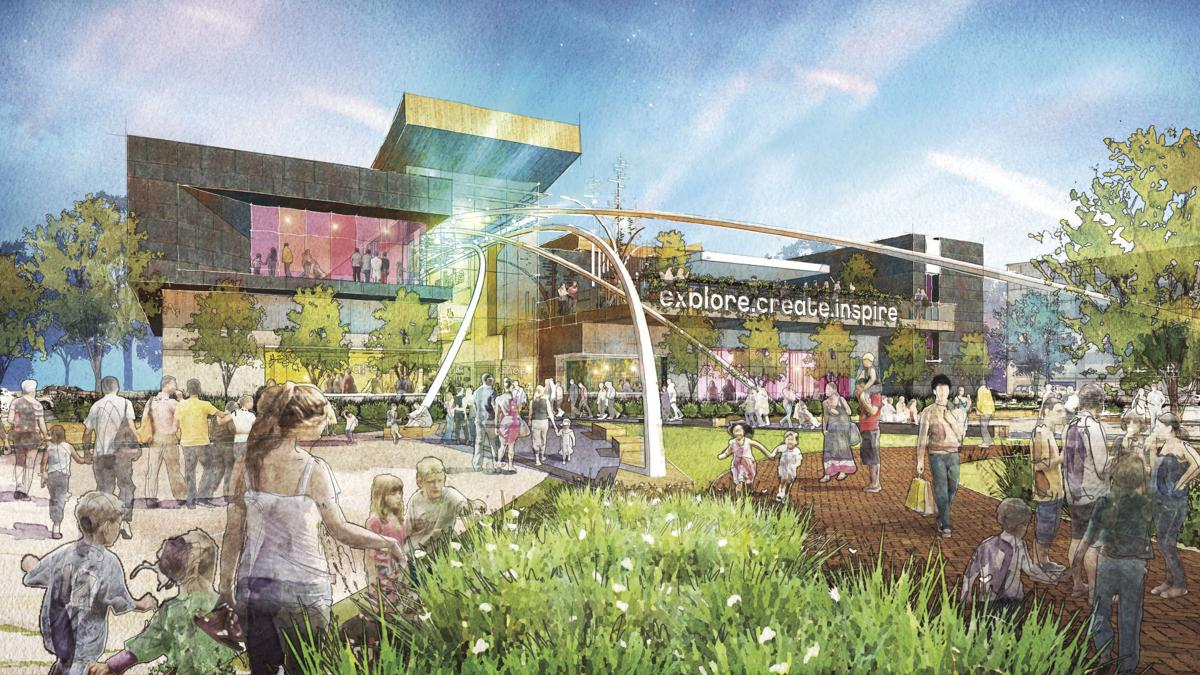 The Children's Science Center | Future Center