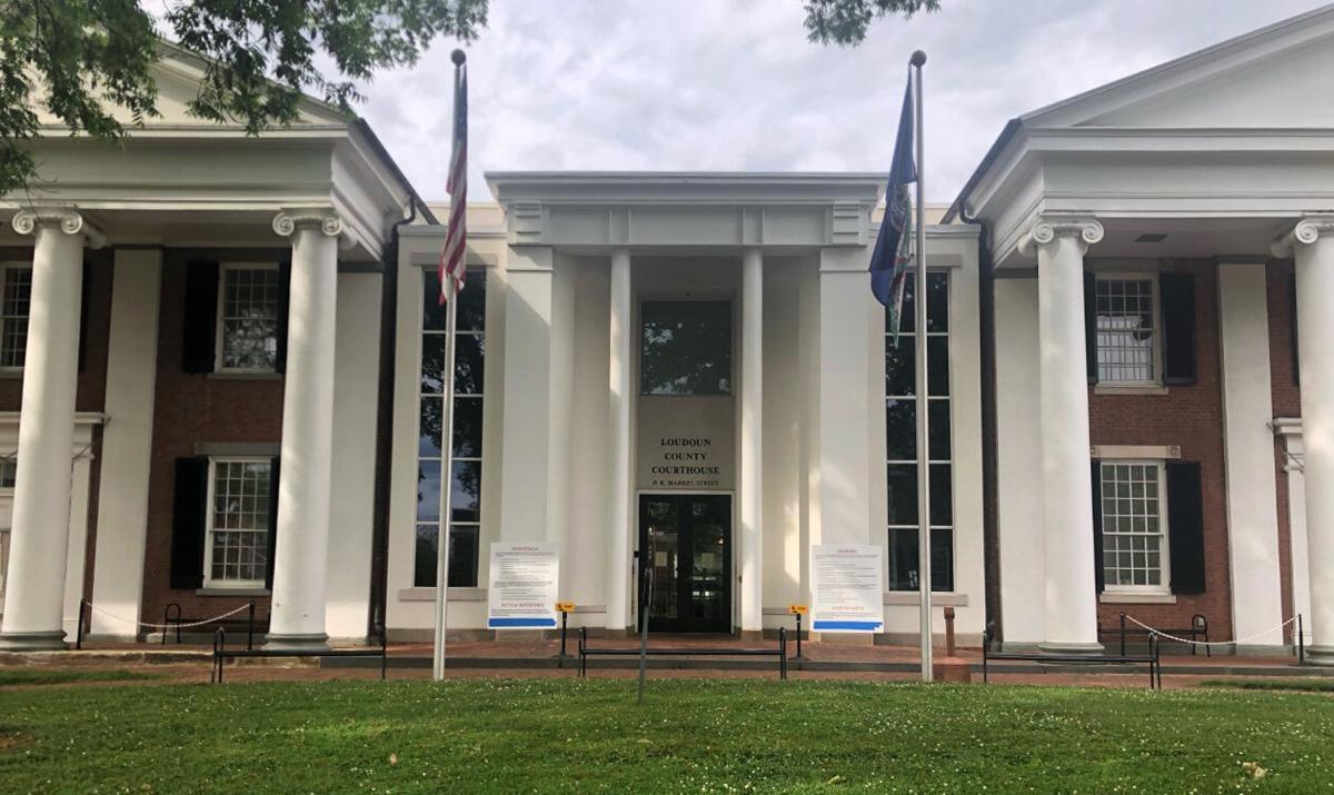 Loudoun County Courthouse