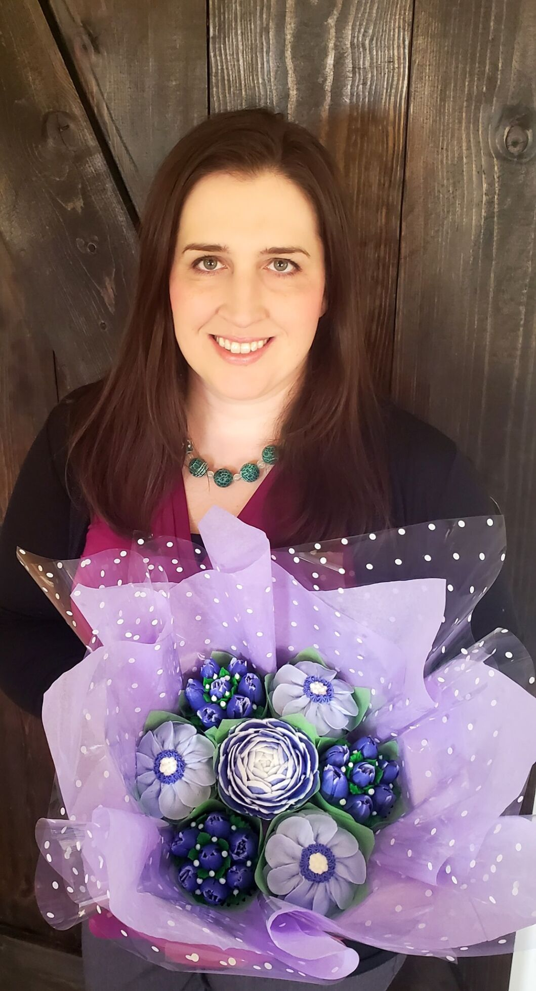 Lovettsville baker's cupcake business blooming