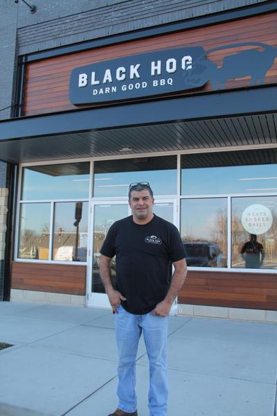 Frederick-based Black Hog BBQ opening first Loudoun County location Thursday