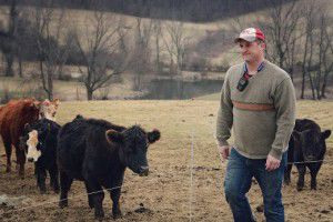 Loudoun County farmer Andrew Crush named one of America's Best Young Farmers