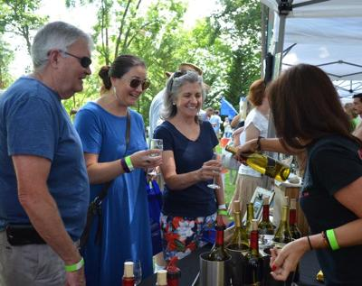 Purcellville's annual Wine and Food Festival July 13