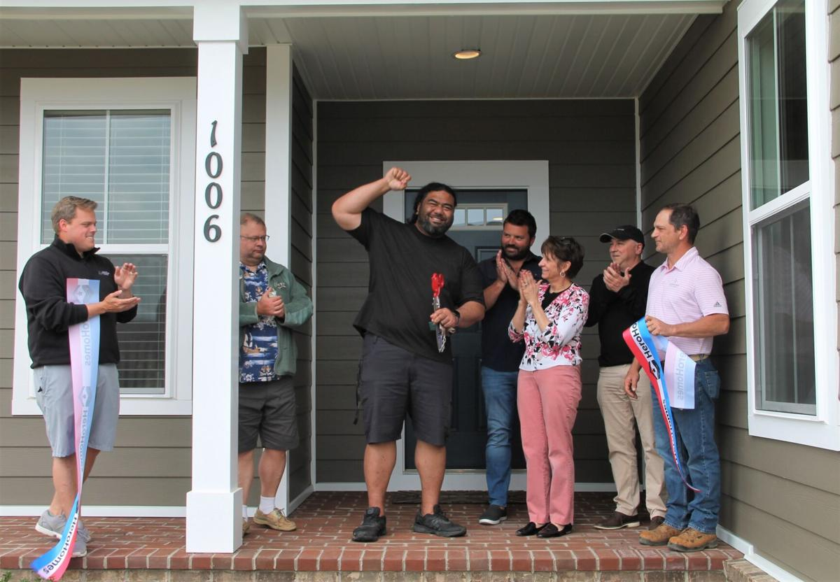 HeroHomes completes 4th home for a veteran | News | loudountimes.com