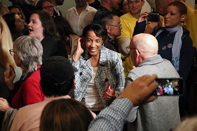 Loudoun County 2019 General Election | Democrat Party | Phyllis Randall 1