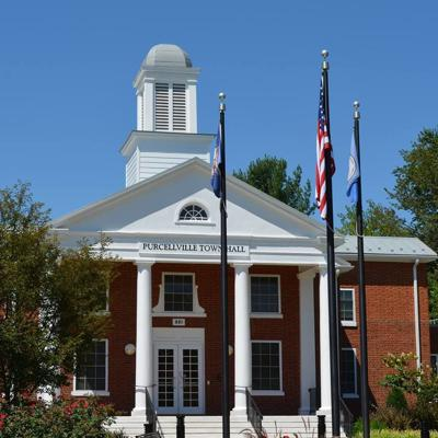 Purcellville Town Hall NEW