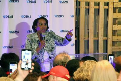 Loudoun County 2019 General Election   Democrat Party   Phyllis Randall 2