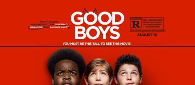 'Good Boys' movie poster