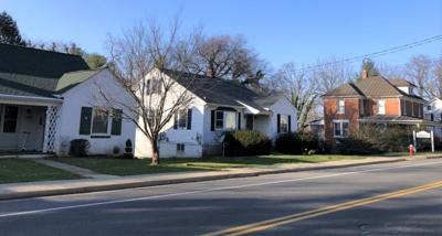 Hatcher Ave buildings