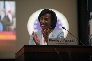 Randall praises collaboration, fellow county leaders in fourth State of the County