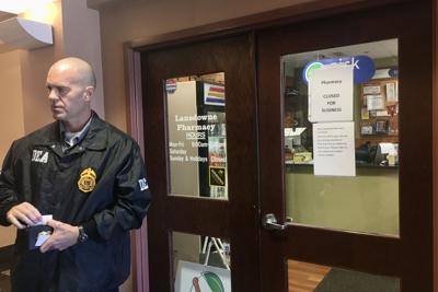 Lansdowne Pharmacy shutdown