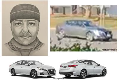 LCSO hit-and-run composite sketch