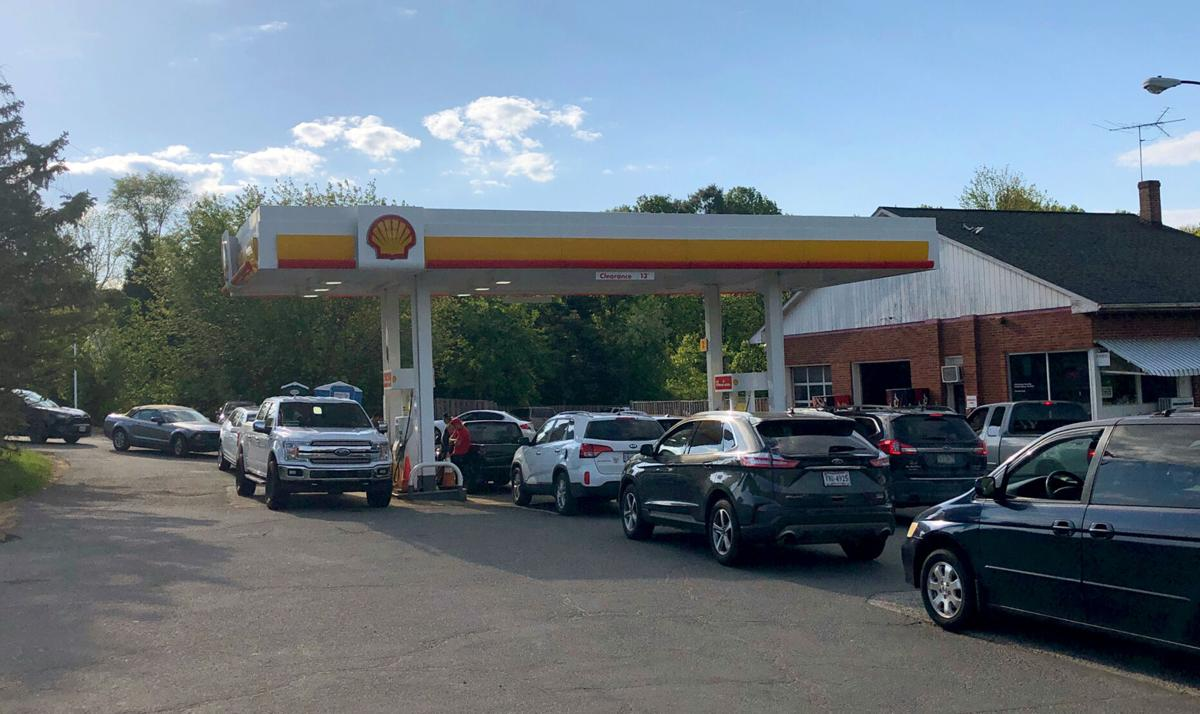 Demand for fuel amid supply disruptions