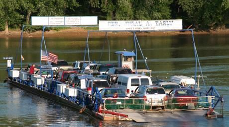 UPDATE: White's Ferry breaks free of cables, passengers evacuated without injury